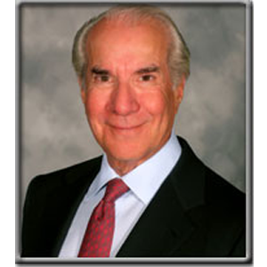 Ed Snider smiling in professional headshot